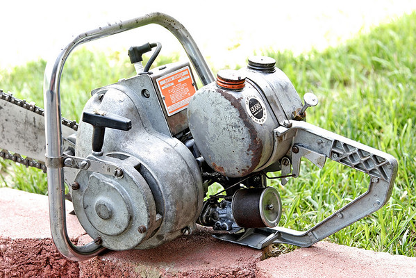 Stihl 041 Farm Boss Bought New By My Fil In 1979